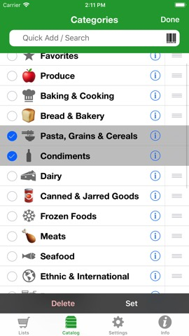 Pro List-making Bundle for Travel Packing & Grocery Shopping Listsのおすすめ画像8