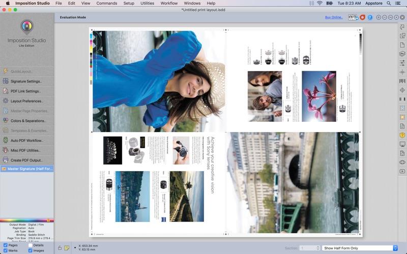 Imposition Studio Digital for Mac
