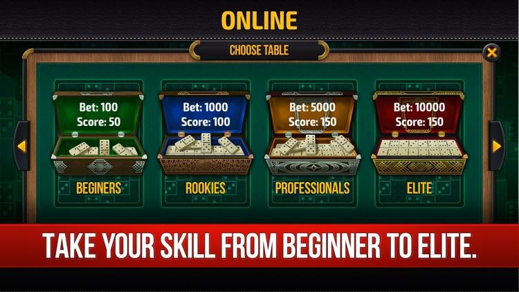 Domino - Dominoes online game screenshot-4