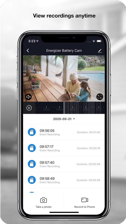 Energizer Connect screenshot-4