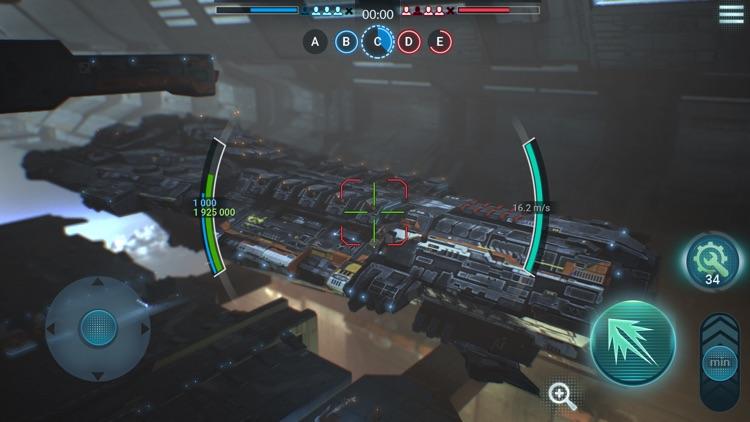 Space Armada: Galaxy Wars screenshot-5