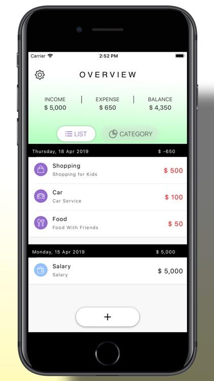 Expense Tracker - Track Pocket