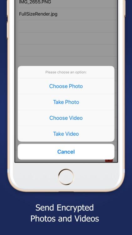EIE Legal Messaging screenshot-5