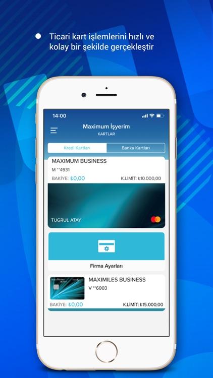 Maximum İşyerim screenshot-3