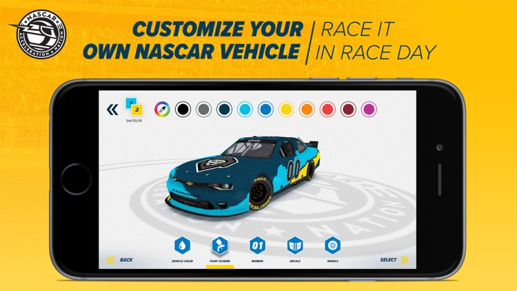 NASCAR Acceleration Nation screenshot-1