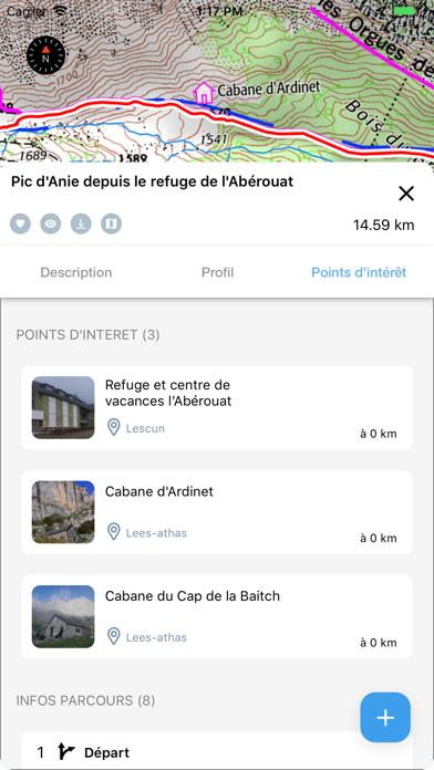 IGNrando' – Hiking in Franceのおすすめ画像7