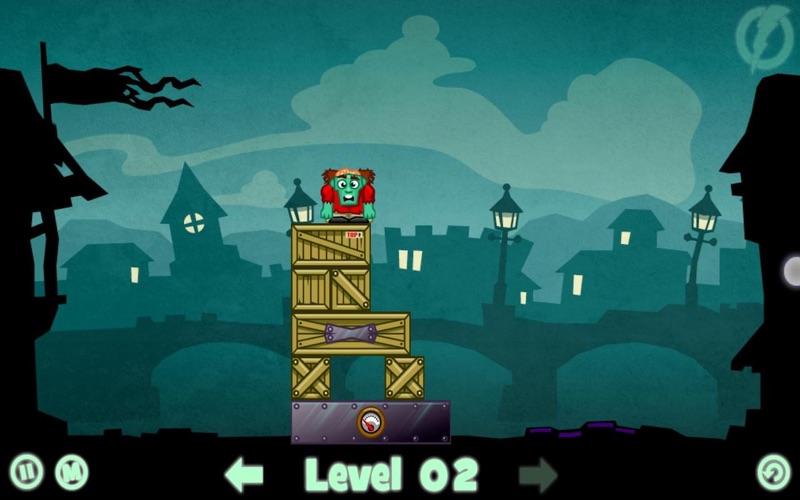 Drop The Zombie screenshot 1