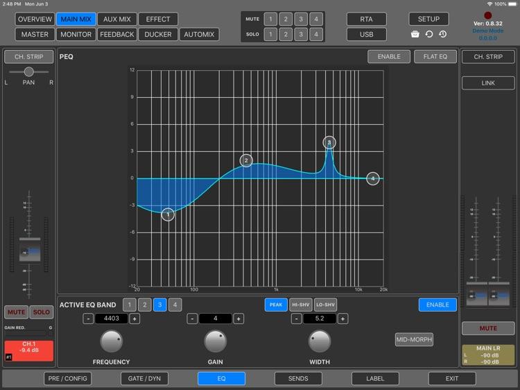 Crest XD Mix screenshot-3