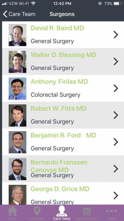 Colorectal Surgery No Prep screenshot-3