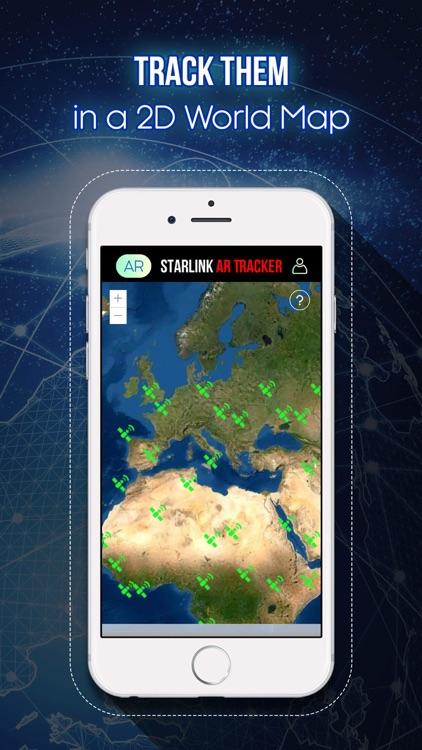 Starlink AR Tracker screenshot-5