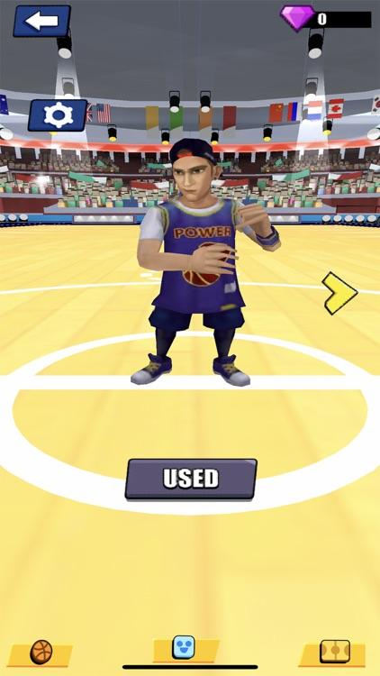 Streetdunk basketball Word
