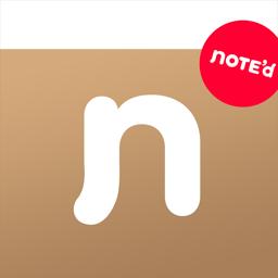 Ícone do app NOTE'd