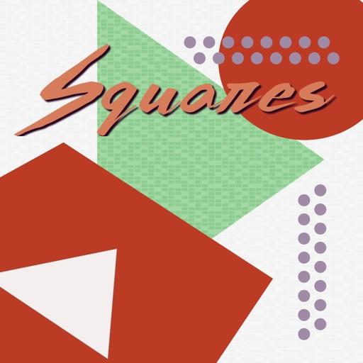 Squares Slide Puzzle Game