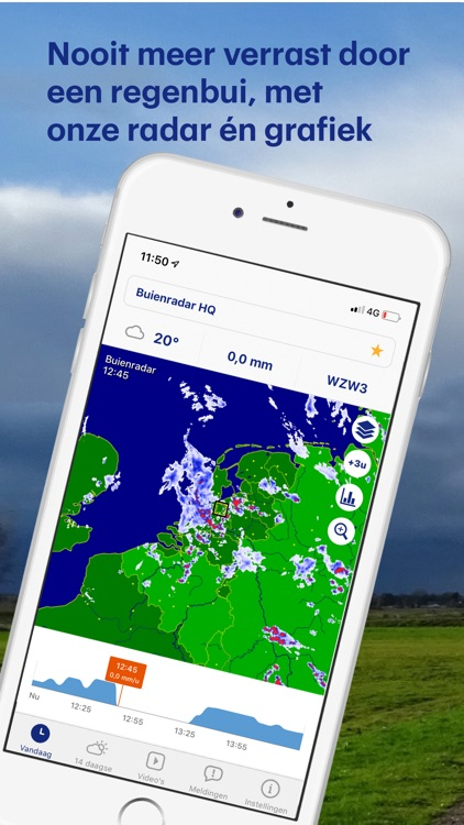 Buienradar - weer screenshot-0