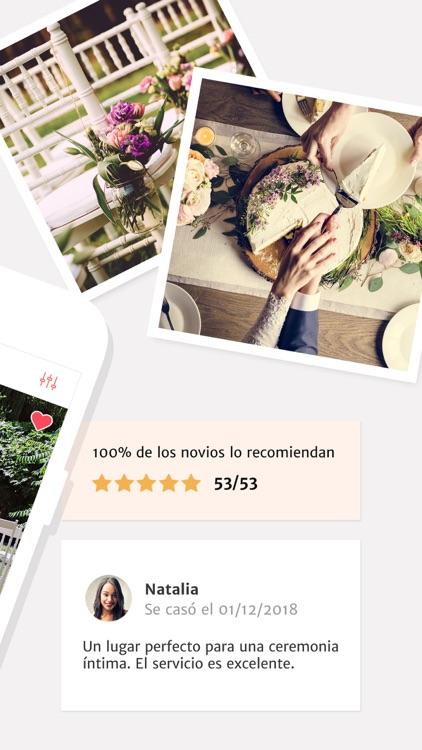 Matrimonios.cl screenshot-3