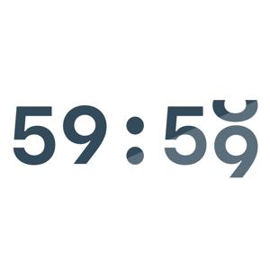 TIMER 59:59 - Lifestyle app