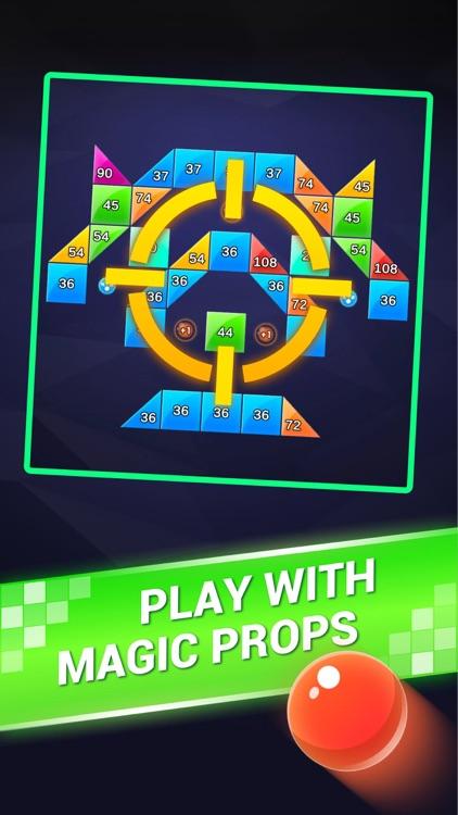 Bricks Breaker - Ball Blast screenshot-3