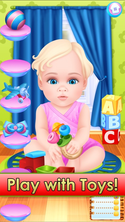 Baby & Family Simulator screenshot-6