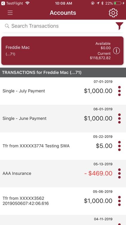 Crossroads Bank Mobile App screenshot-4