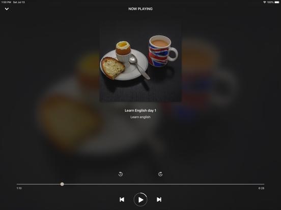 Aucast - Podcast player screenshot #2
