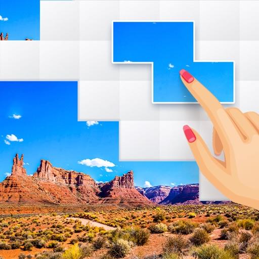 Jigsaw Journey - puzzle world