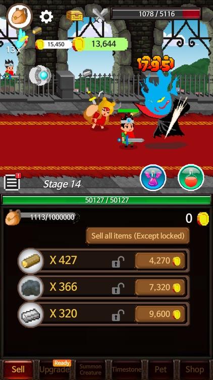 Extreme Job Hero's Manager VIP screenshot-7