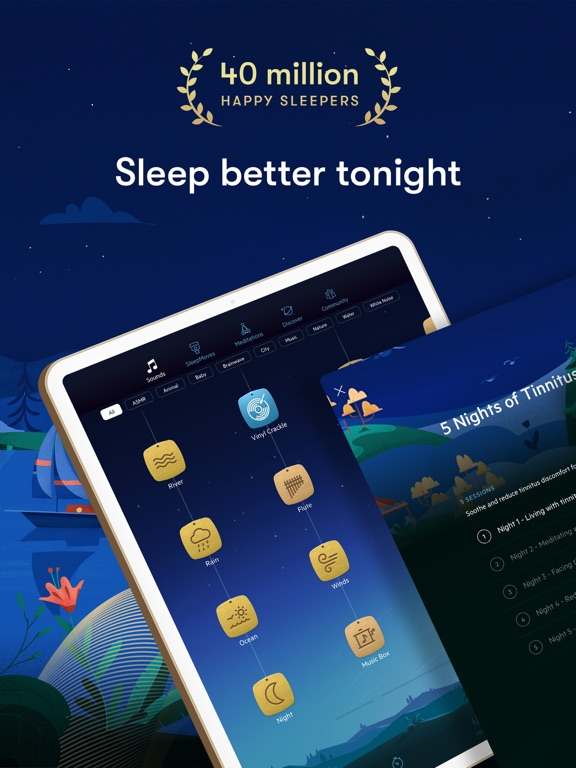 Relax Melodies: Sleep Sounds   App Price Drops