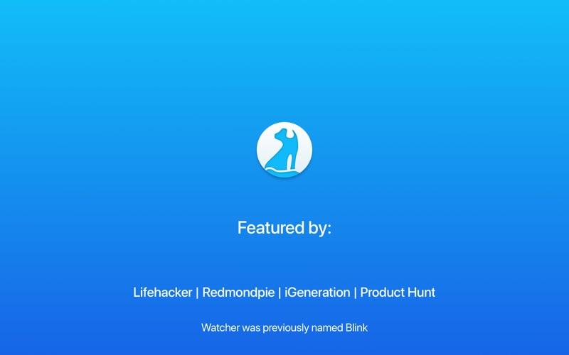 Watcher - Computer Watchdog скриншот программы 3
