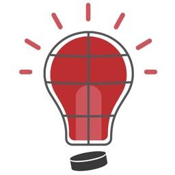 Hockey Goal Smart Lights