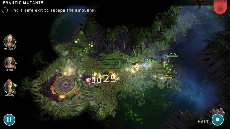 Xenowerk Tactics screenshot-4