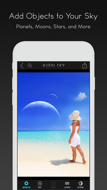 Alien Sky - Space Camera