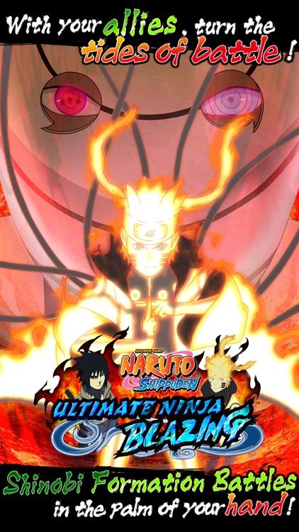 Ultimate Ninja Blazing screenshot-0