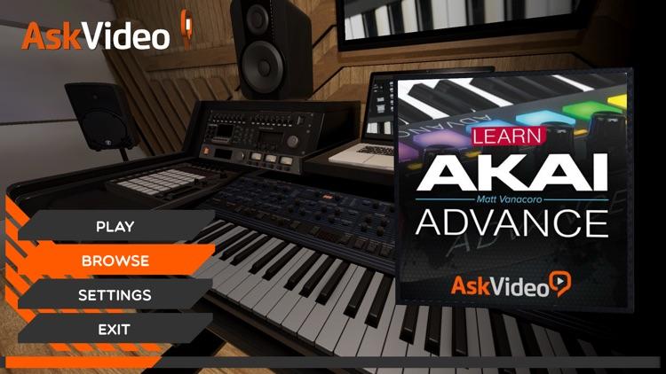 Video Manual For AKAI Advance