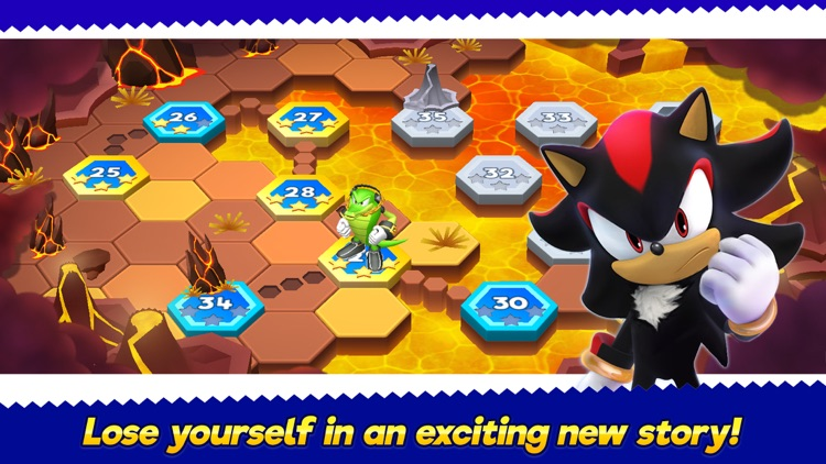 Sonic Runners Adventure screenshot-3