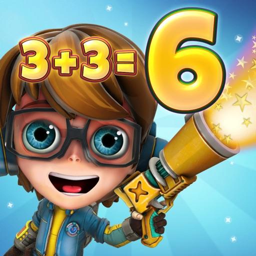 Powernauts - Fun math for kids
