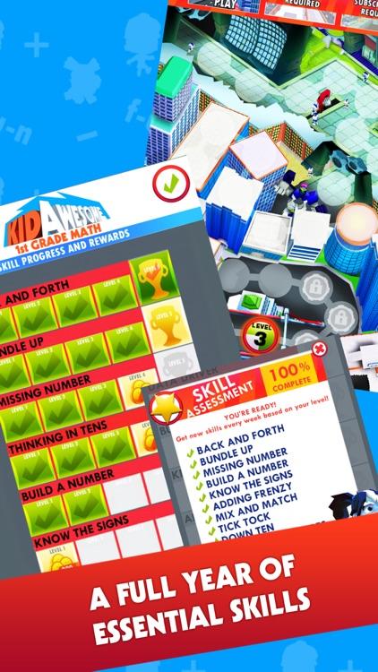Kid Awesome: Fun Math Games