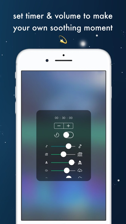 Mysa: Sleep melodies & sounds screenshot-3