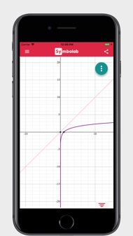 Symbolab Graphing Calculator iphone images