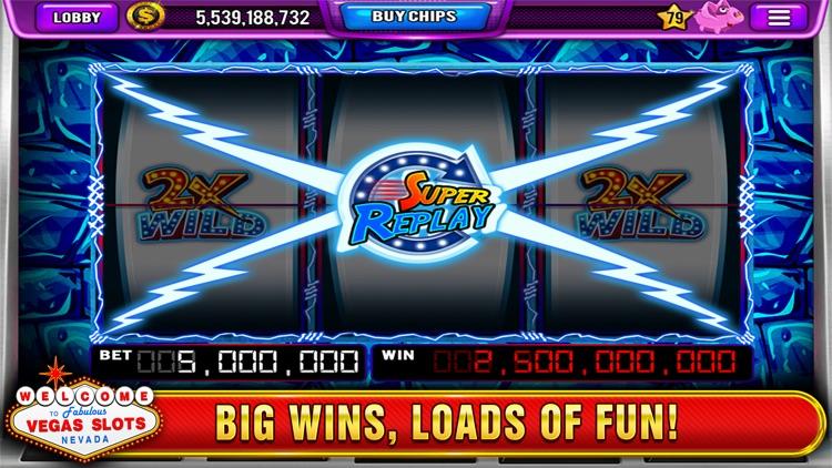 Vegas Slots - Slot Machines! screenshot-7