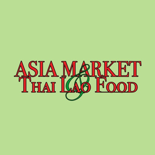 Asia Market Thai & Lao Food icon
