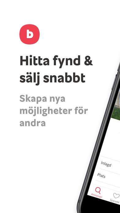 Screenshot for Blocket in Sweden App Store