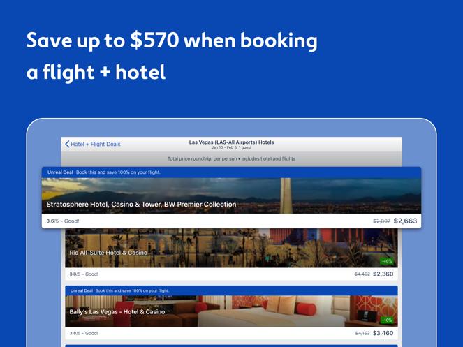 Expedia 酒店及机票优惠-5
