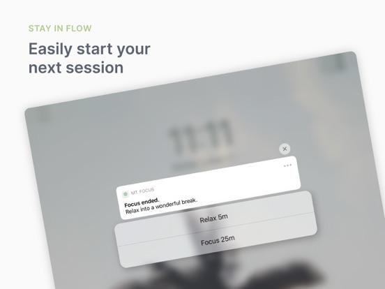 Focus Better: ポモドーロタイマー ポモドーロのおすすめ画像3
