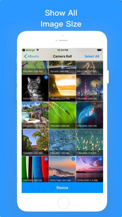 Power Image Resize-Resizer App screenshot-3