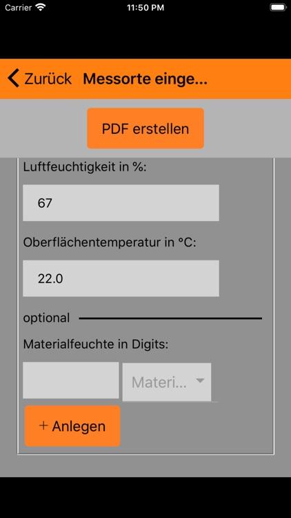 RaumKlimaRechner Pro screenshot-4