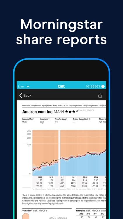 CMC Trading: Spread Bet & CFDs screenshot-4