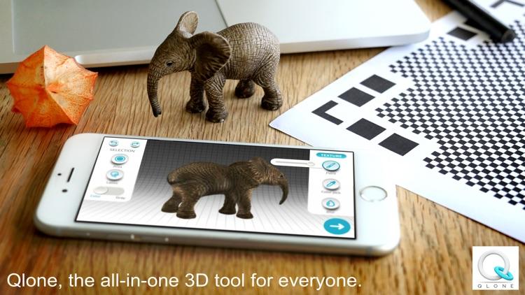 Qlone 3D Scanner screenshot-0