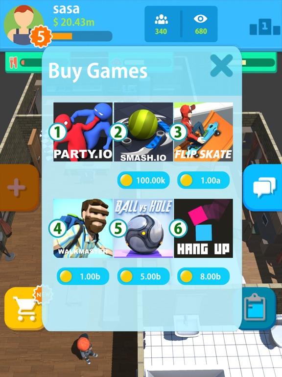 uTubers.idle screenshot 16