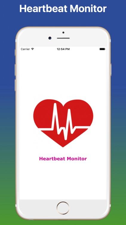 iHeartbeat Monitor Pro screenshot-3