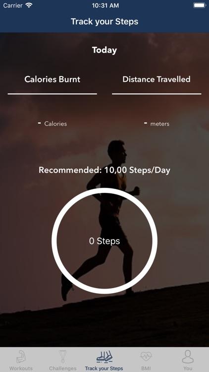 Gym Coach-BodyBuilding&Fitness screenshot-3
